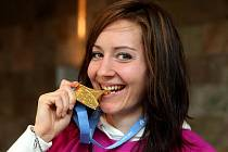 Halová mistryně Evropy v běhu na 400 metrů Denisa Rosolová bude bezesporu největší hvězdou letošního ročníku atletické Grand Prix Ústí nad Labem.