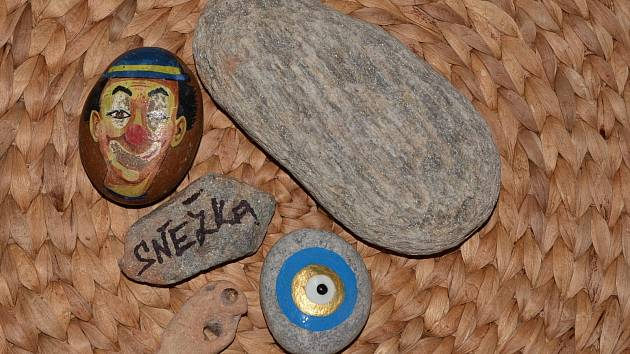 Malujte kamínky, udělejte radost druhým