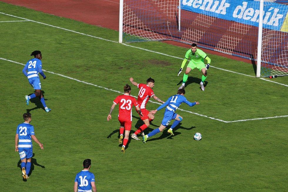FK Arma Ústí vs. FK Blansko.