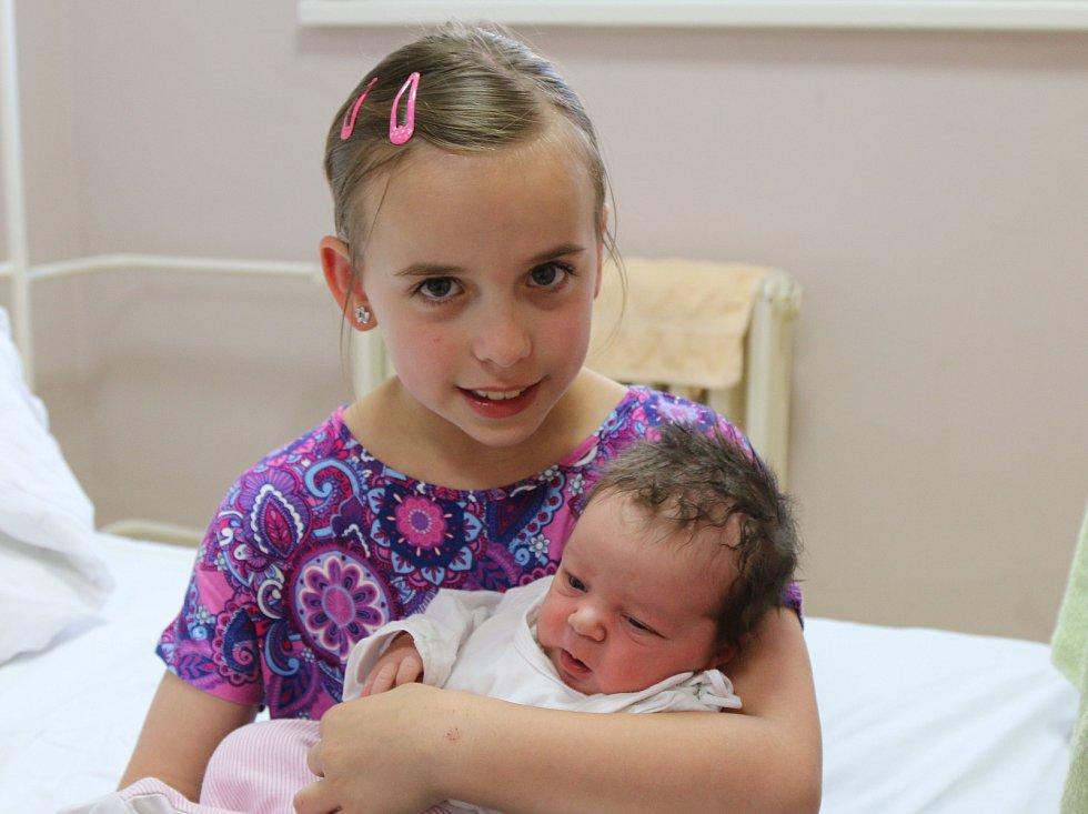 Martina Kollrosová se narodila Martině Aubrechtové a Jaroslavu Kollrosovi z Teplic 10.května ve 2.32 hod. v ústecké porodnici. Měřila 50 cm a vážila 3,6 kg