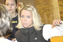 Trenérka házenkářek ústeckého Spartaku Hana Šimková dovedla tým k senzační druhé příčce. Nyní se bude věnovat mateřským povinnostem