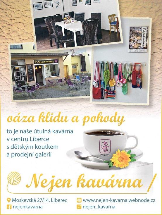 Nejen kavárna Liberec