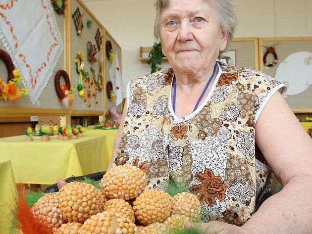 Výstavu připravil Domov pro seniory na Severní Terase.