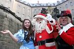 V působivé adventní atmosféře pevnosti Königstein se hosté mohou naladit na Vánoce-