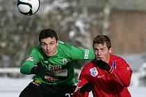 V posledním přípravném střetnutí podlehli fotbalisté ústecké Army ve Mšeně celku Jablonce 2:5. V sobotu končí děčínskou skupiny Tipsport ligy a utkají se s Roudnicí.