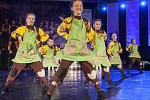 Formace taneční skupiny Freedom bodovaly.