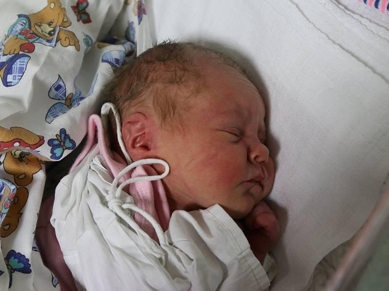 Alenka Nachtigalová se narodila Michaele Nachtigalové z Ústí nad Labem 1. ledna v 18.37 hodin v Ústí nad Labem. Měřila 46 cm, vážila 2,9 kg