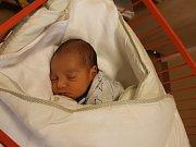 Tobiáš Dvořák se narodil Tereze Odstrčilové z Ústí nad Labem 2. září v 6.48 hod. v ústecké porodnici. Měřil 47 cm a vážil 2,6 kg.