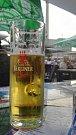Typické berlínské pivo.