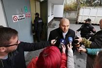 Krematorium na ústeckém Střekově budou provozovat městské služby. Na snímku jejich šéf Martin Mata.