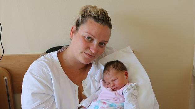 Ellen Langová se narodila Denise Topičové z Chlumce 20. července v 17.59 hodin v Ústí nad Labem. Měřila 48 cm, vážila 3,57 kg
