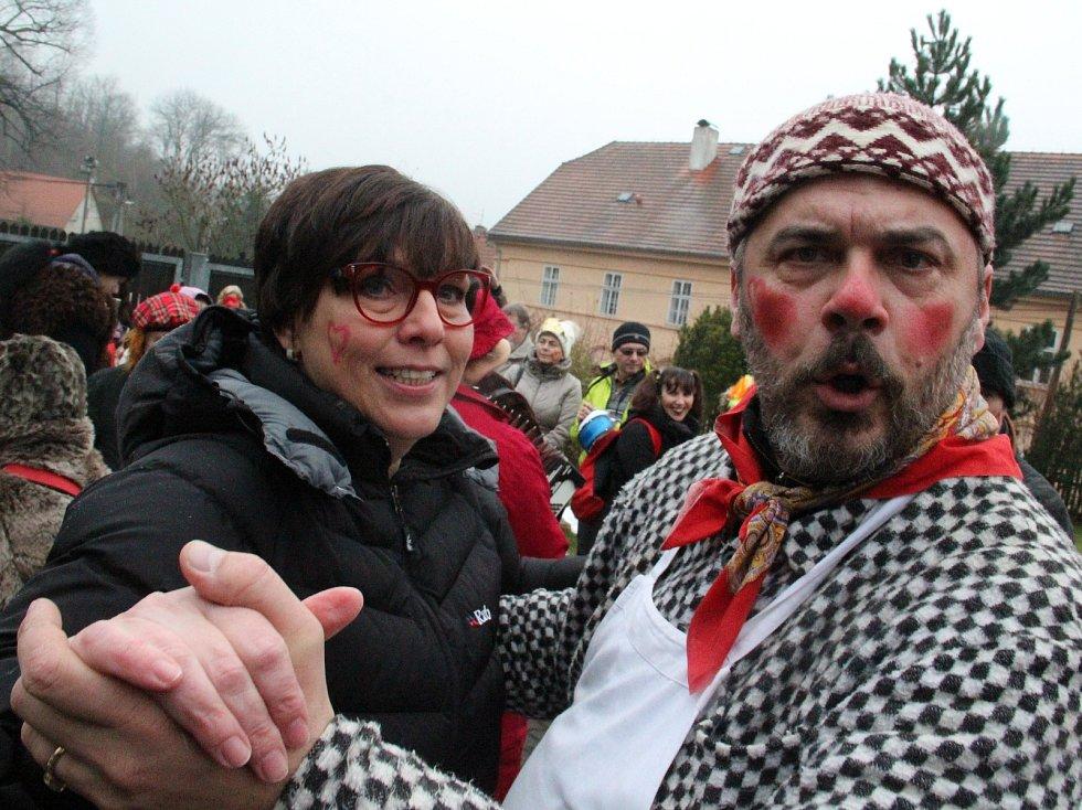 Zubrnický masopust 2018.