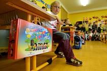 Nulté ročníky se předškolákům vyplácí. Ilustrační foto.