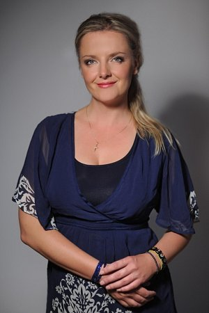 Moderátorka Gabriela Filippi.