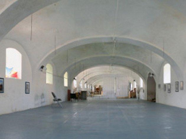 Kulturní centrum Řehlovice.