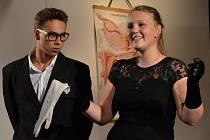 Slavnou komedií nás pobaví divadlo studentů z Jatečky.