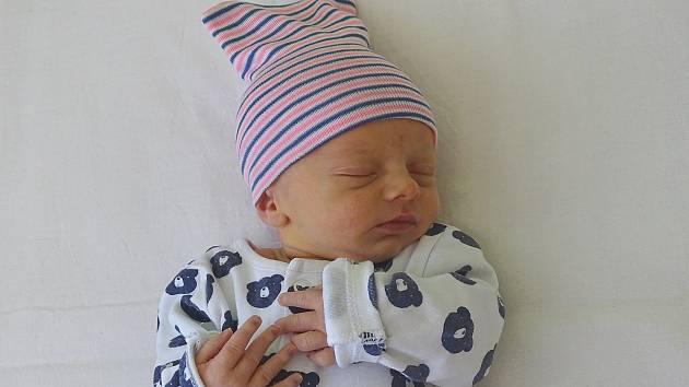 Lukáš Holeček se narodil Nicole Hejdukové a Lukáši Holečkovi z Ústí n. L. 28. května v 0.08 hodin v Litoměřicích (51 cm a 2,96 kg).
