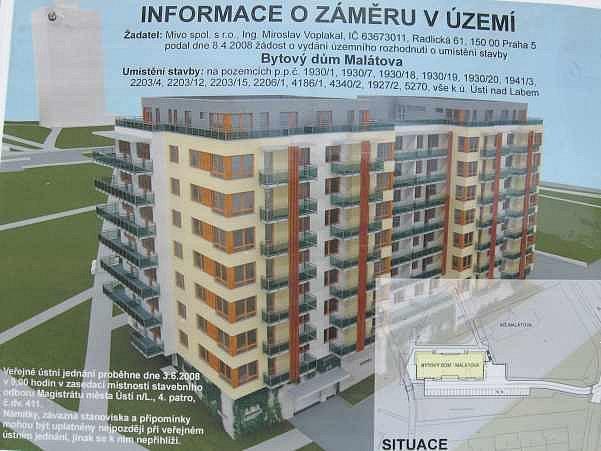Nový dům na Skřivánku - vizualizace