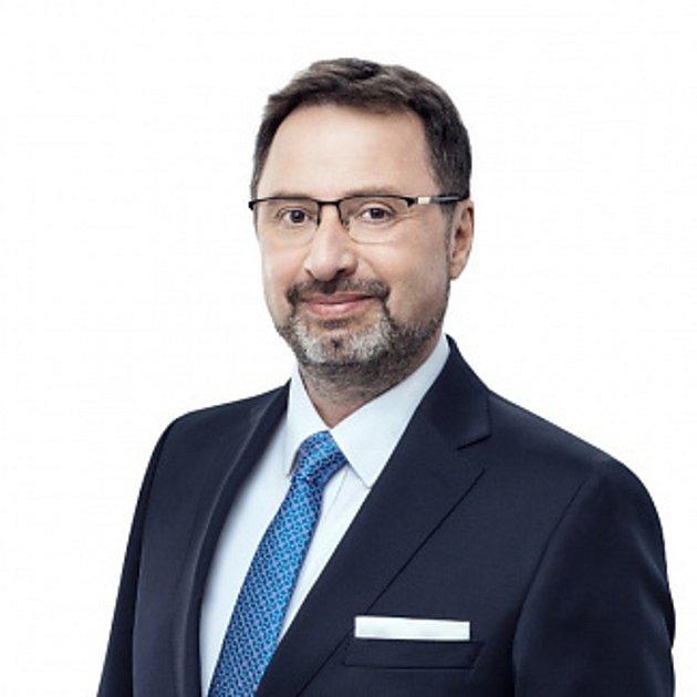 Michal Kučera (Spolu), 53let, Louny, radní kraje, ekonom, báňský inženýr