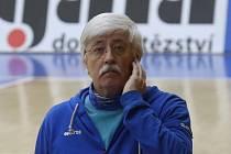 Miroslav Přikryl, šéf volejbalistů Ústí nad Labem