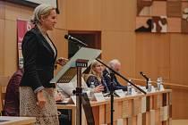 Vítězkou prvního ročníku Czech Envi Thesis se v roce 2019 stala Kateřina Tumová