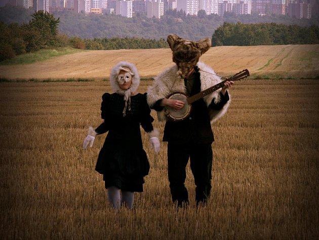 Alternativní hudební duo Dva.