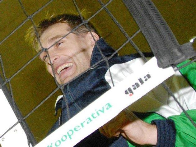 pitán ústeckých volejbalistů Milan Bican je zraněný. V sobotním utkání proti Praze však nechce na lavičce Ústečanů chybět.
