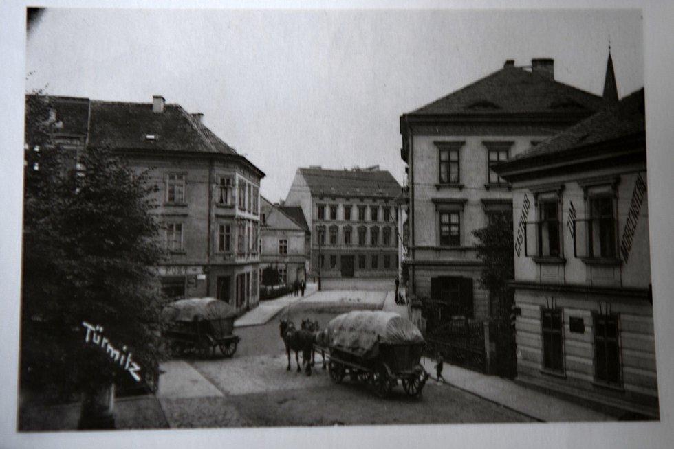 Po stopách starých pohlednic - Trmice včera a dnes.