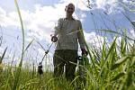 Postřik proti komárům - ilustrační foto