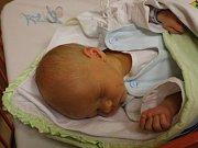 Mikuláš Udržal se narodilv ústecké porodnici 8.1.2017 (17.57) Zuzaně Udržalové. Měřil 50 cm, vážil 3,05 kg.