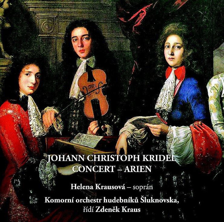 Titulní strana originálního CD.