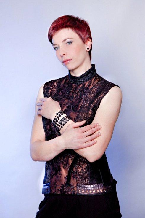 Alice Kantoříková po proměně.