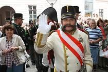 Císařskou návštěvu si připomněli Ústečané při slavnostním znovuotevření ústeckého muzea v roce 2011, kdy se role Františka Josefa I. zhostil herec Michal Gulyáš.