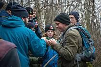 Trmické děti podnikly výlez na pozoruhodný Borečský vrch