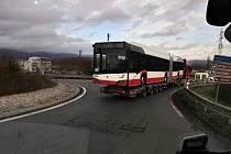 Nové trolejbusy jedou do Ústí nad Labem