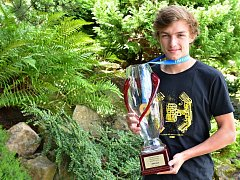 Filip Šifalda z Chabařovic vyhrál v Polsku evropský pohár.