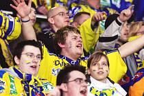 Fanoušci Ústeckých Lvů chodí na zápasy v hojném počtu. Zájem o vstupenky na finále prvoligové soutěže je však mnohonásobně vyšší v Brně.