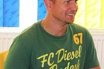 Jan Čaloun se stal novým kapitánem Ústeckých Lvů.
