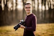 Fotograf z Přestanova Petr Macek.
