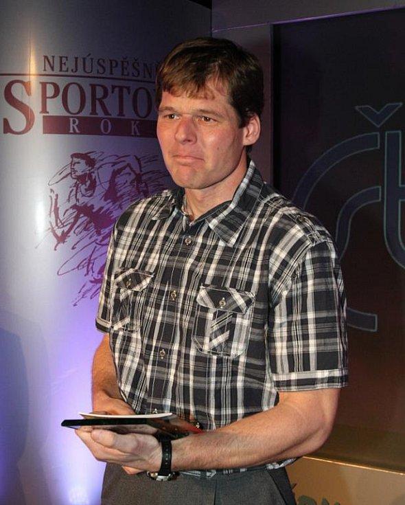 Nejúspěšnější sportovec Děčínska za rok 2010