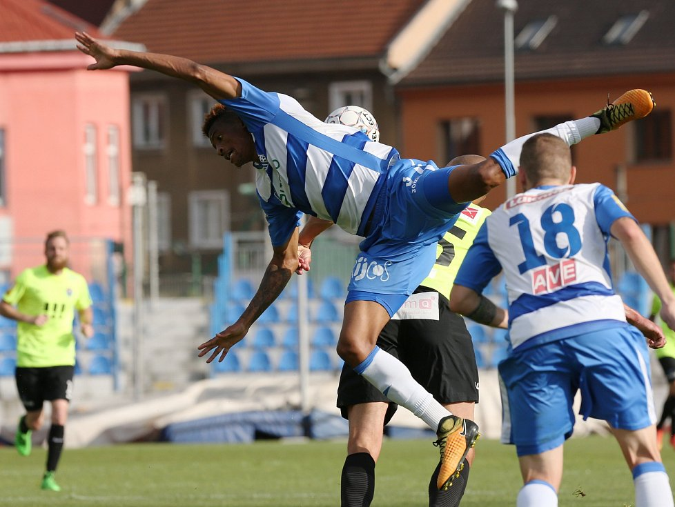 Arma porazila Vítkovice a zachránila se v druhé lize!