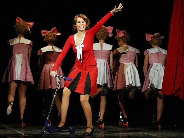 Ústecké divadlo chystá velkou premiéru Funny Girl s Monikou Absolonovou.