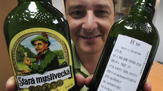 Ředitel společnosti Granette & Starorežná Pavel Kadlec.
