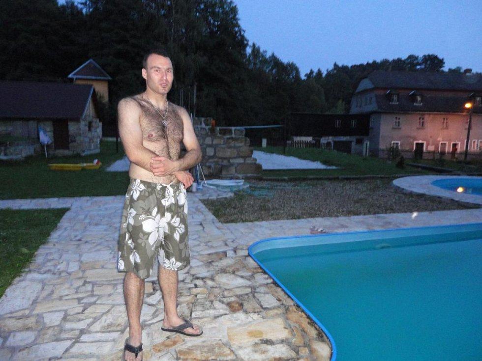 Tomáš Pelcman z Teplic - Novosedlic.