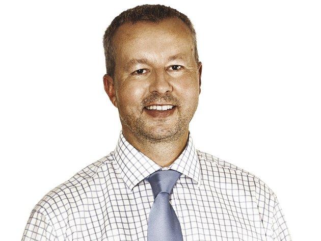 Vítěz voleb v Ústeckém kraji Richard Brabec.