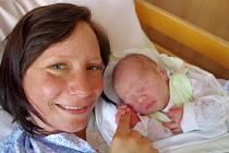 Jiří Kopecký se narodil v ústecké porodnici 28.8. 2014 (03.19) mamince Věře Malinkovské. Měřil 50 cm a vážil 3,22 kg.