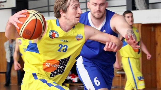 Basketbalisté USK Slunety budou pokračovat ve druhé lize.