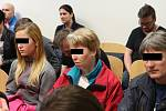 Ústecký krajský soud poslal Zdeňka Hryščenka za loňský únos dětí z Litoměřicka na 16 let do vězení.