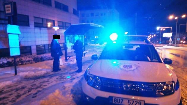 Žena prchla zMasarykovy nemocnice.