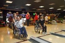 Mezinárodní bowlingový turnaj handicap se konal v sobotu na Klíši.